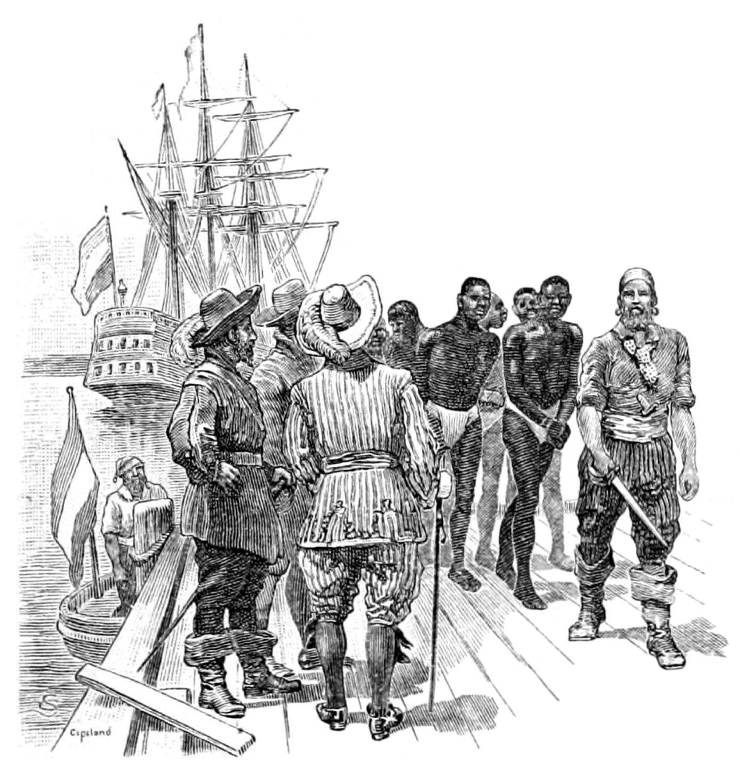 America 'Ended Slavery, We Didn't Bring Slavery To North America ...