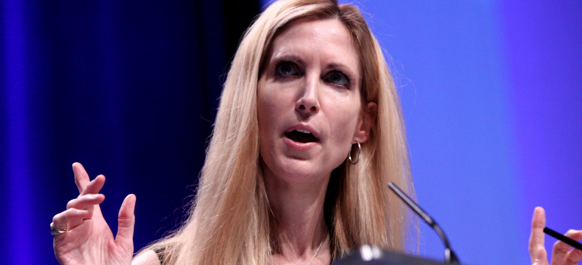 Ann coulter sex