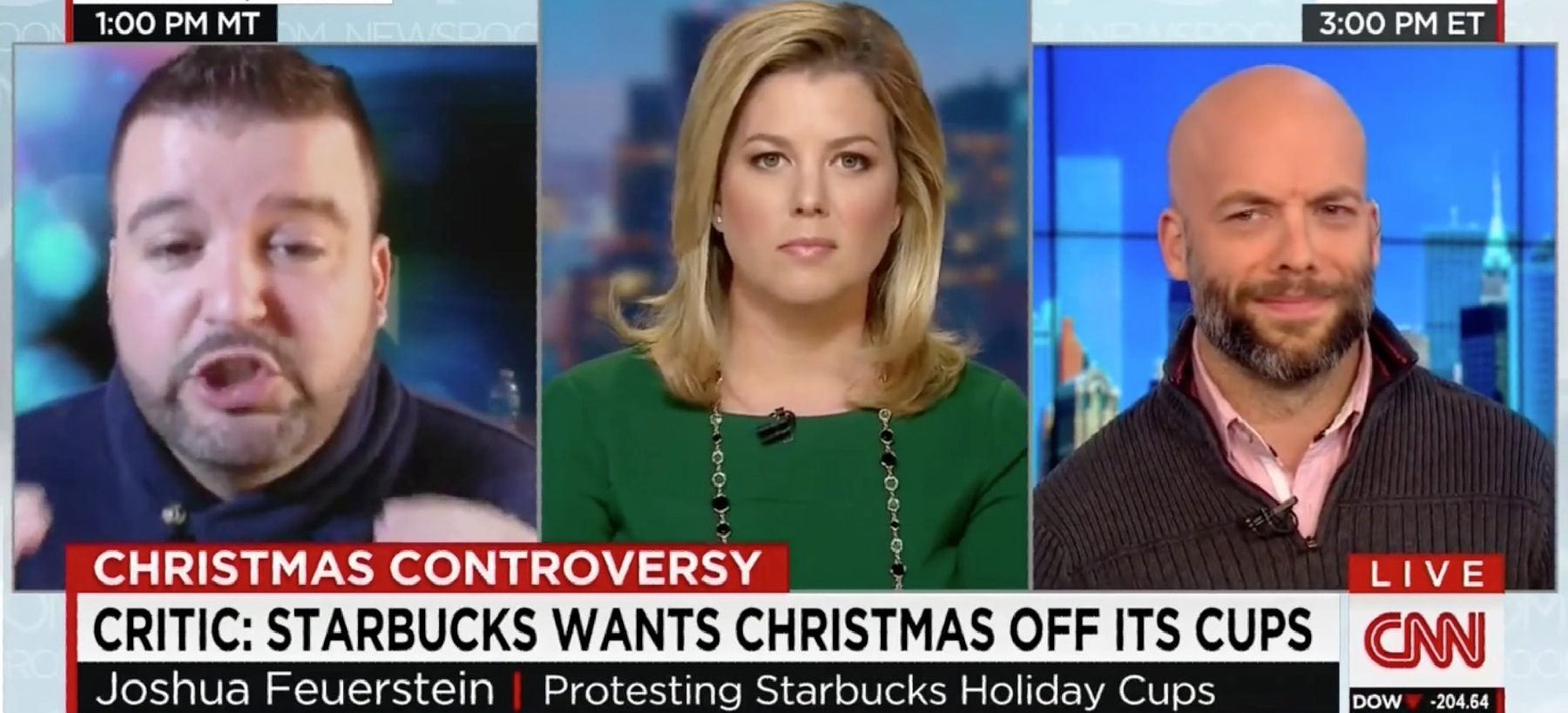 That 'Starbucks Hates Jesus' Pastor Was Just On CNN. It Didn't Go ...