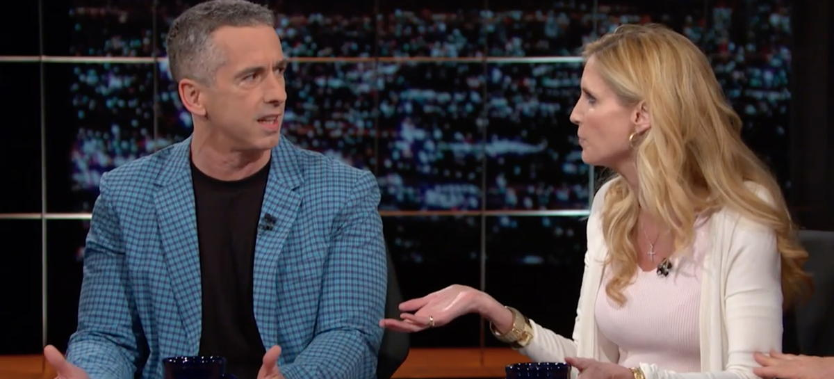 Watch Dan Savage Annihilates Ann Coulter 39 S Anti Transgender Bathroom 39 Bullsh T 39 The New Civil
