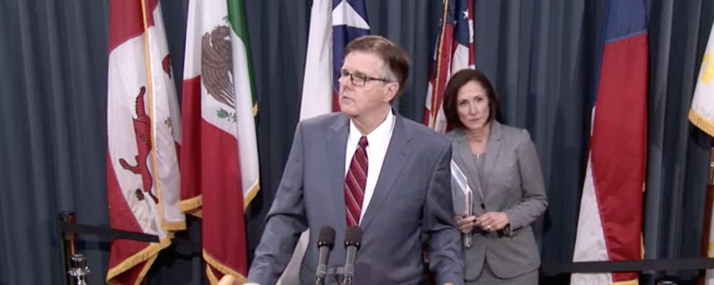 Texas Lt Gov Unveils Wide Reaching Anti Transgender Legislation The New Civil Rights Movement