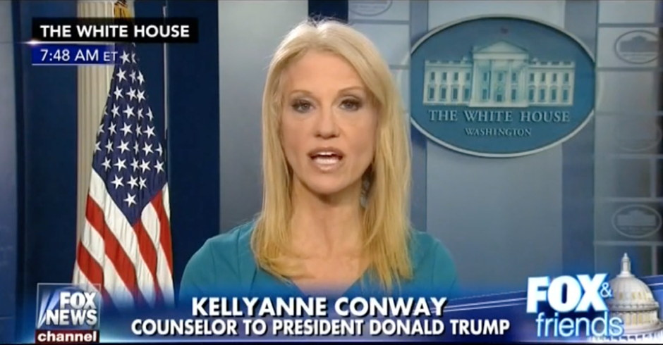 White House Says It Will Not Take Action Against Kellyanne Conway for Giving Ivanka Trump 'Free Commercial'