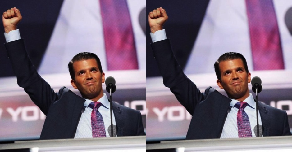 Donald Trump Jr. Wants Johnny Depp Fired