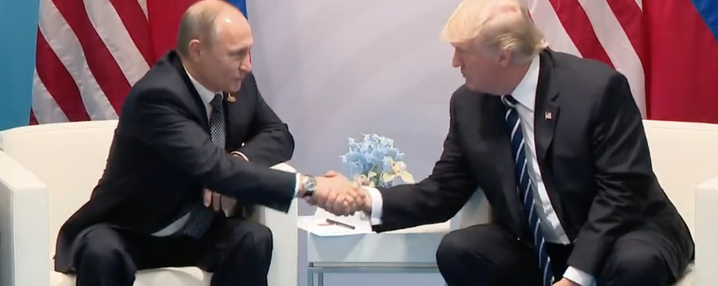 Donald Trump Had a Second, Secret Meeting With Vladimir Putin at the G-20. Why Did the White House Hide It?