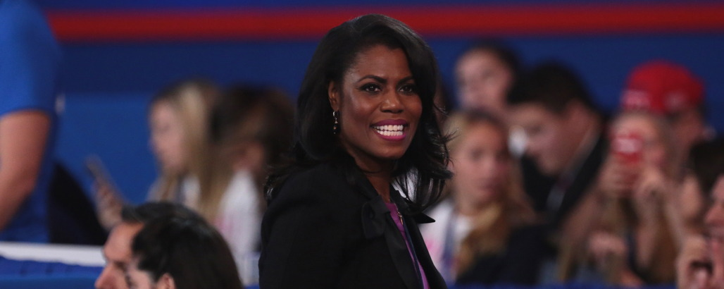 Omarosa Out.