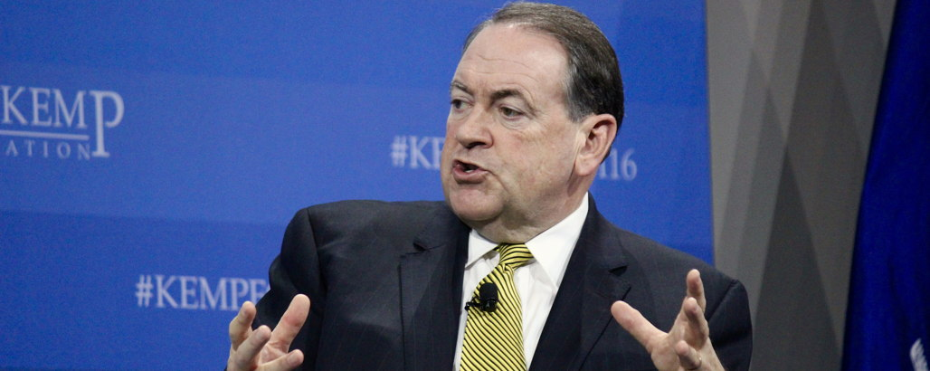 Mike Huckabee Forced to Resign From CMA Charity Board After Outrage Over His Anti-Gay Views