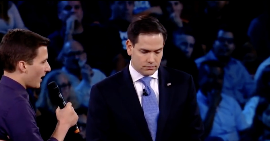 Marco Rubio Uses Bible Quote to Attack Parkland Student Survivors