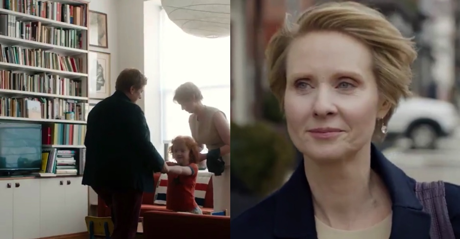 Cynthia Nixon Primaries Fellow Democrat in Race for Governor