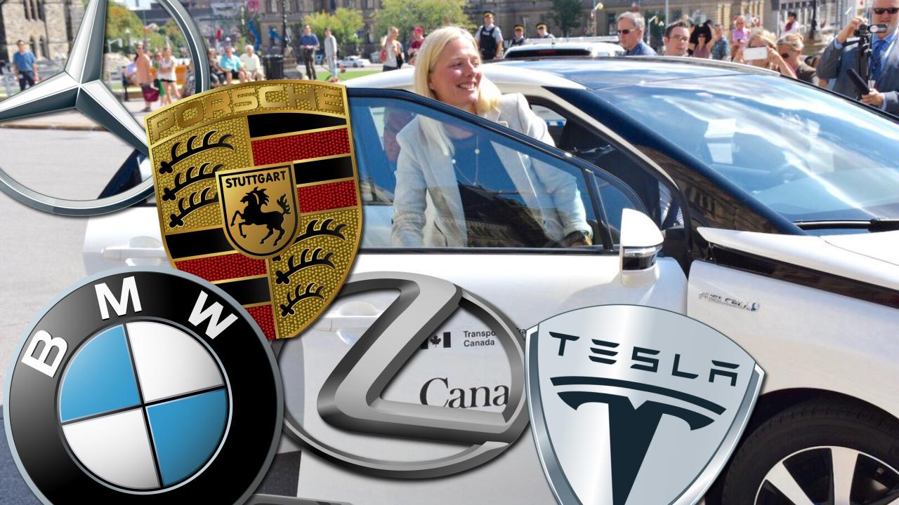 German luxury car brands