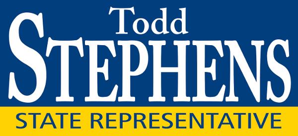 Vote Todd Stephens