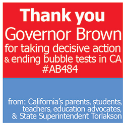 Thank You Governor Brown Image