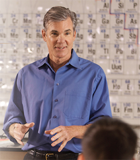 Tom Torlakson Teaching