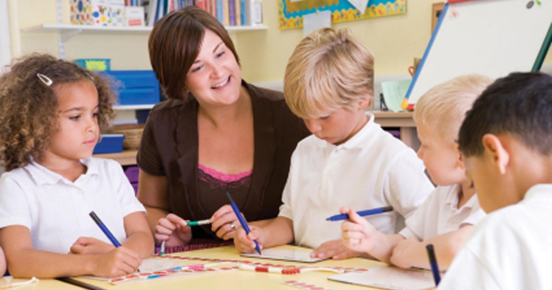 Фото детей в школе на работе