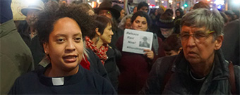 New York Immigration Protest