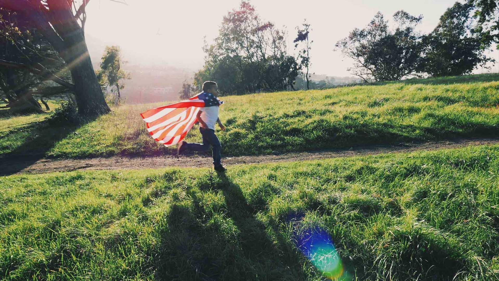 A Deeper Patriotism