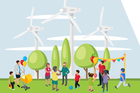 Blog's photo for Wind Farms open their gates to the public