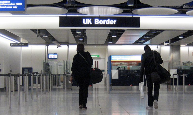 'Paving the road from Ankara': The EU, immigration and the NHS