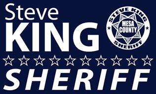 Steve King for Mesa Co. Sheriff