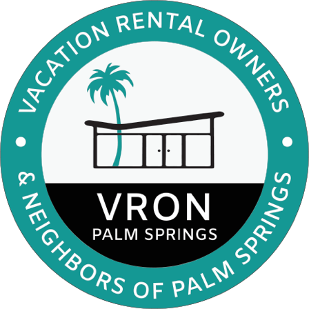 Vacation Rental Owners and Neighbors of Palm Springs