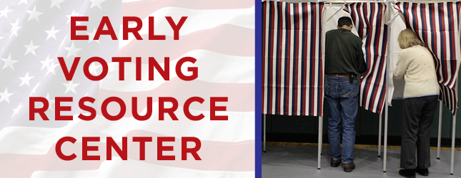 Early Voting Resource Center