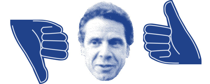 Cuomo Winner and Losers