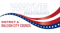 Wayne Maiorano For Raleigh City Council