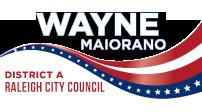 Wayne Maiorano Raleigh Councilman