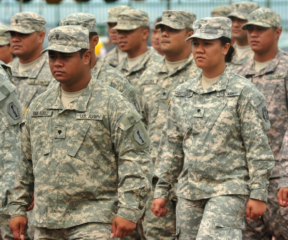 army petition equally american