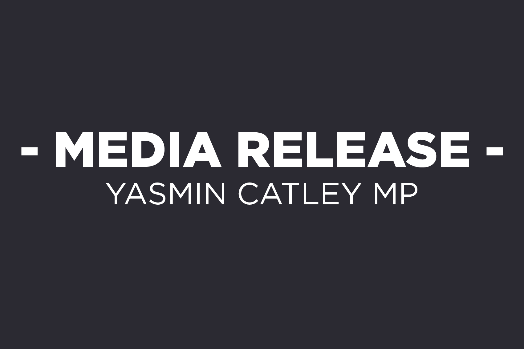 CATLEY SLAMS BEREJIKLIAN HOSPITAL CLADDING COVER UP