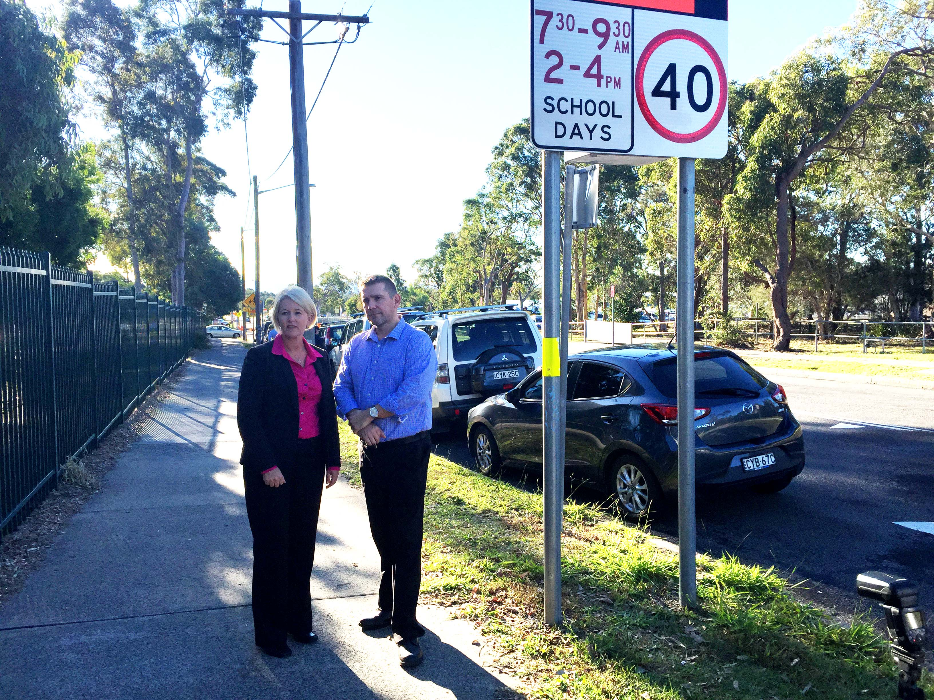 TRAFFIC SOLUTION NEEDED FOR CARTERS ROAD IN NSW BUDGET