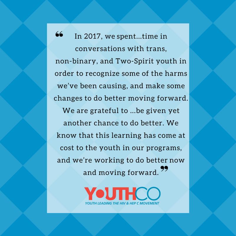 Doing better alongside trans youth