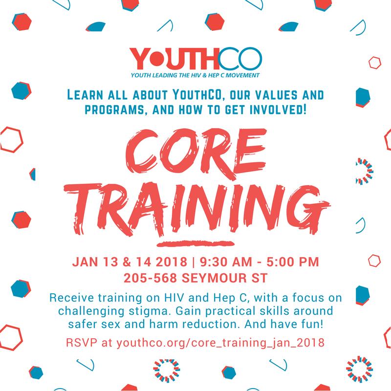 Social Media YouthCO Core Training 201801