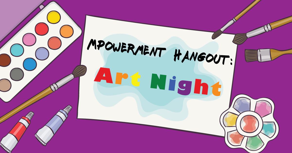 Event Banner Art Night June2019