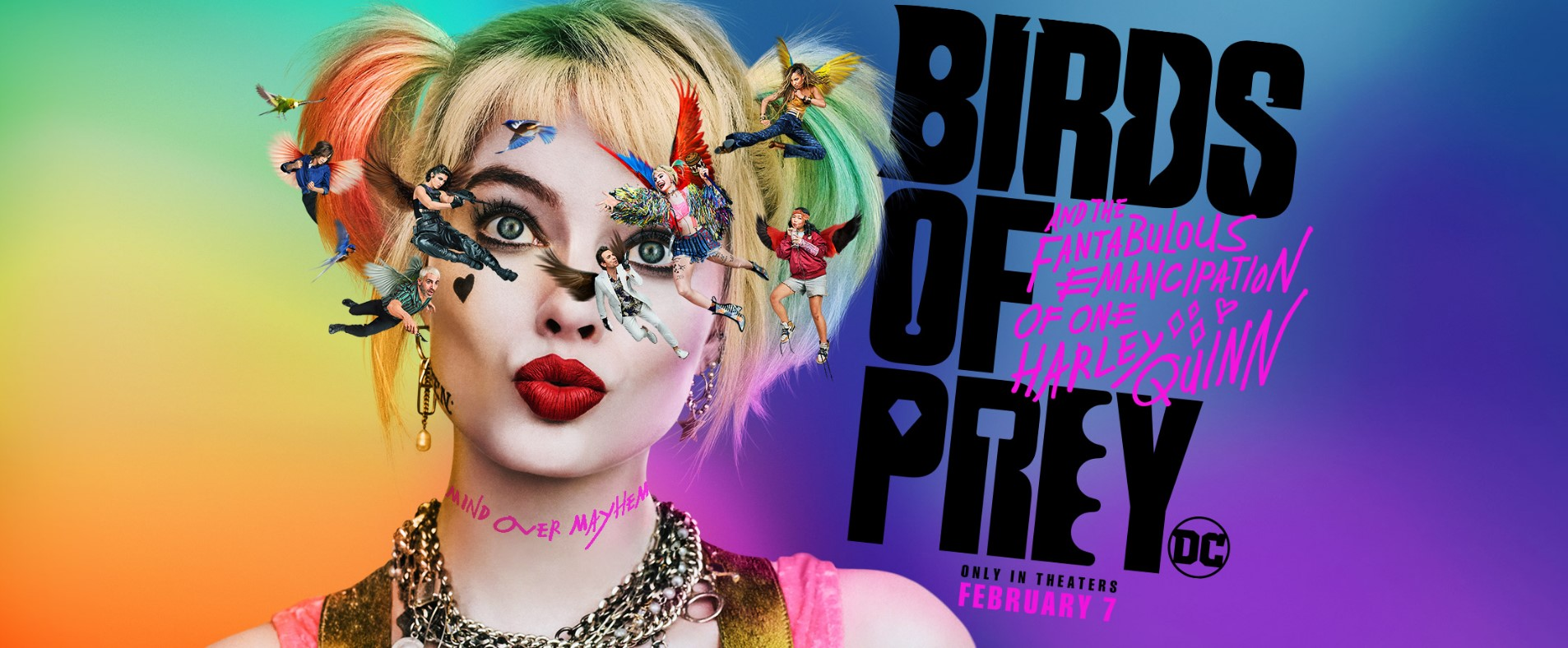 Event Banner Birds of Prey