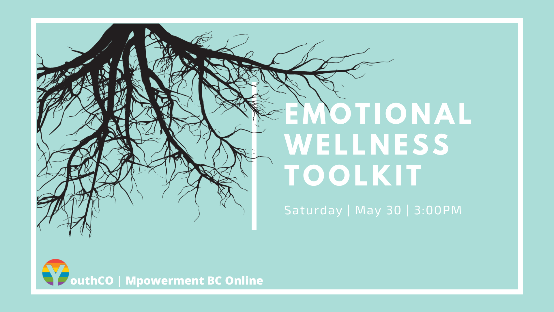 Emotional Wellness Toolkit Facebook Cover