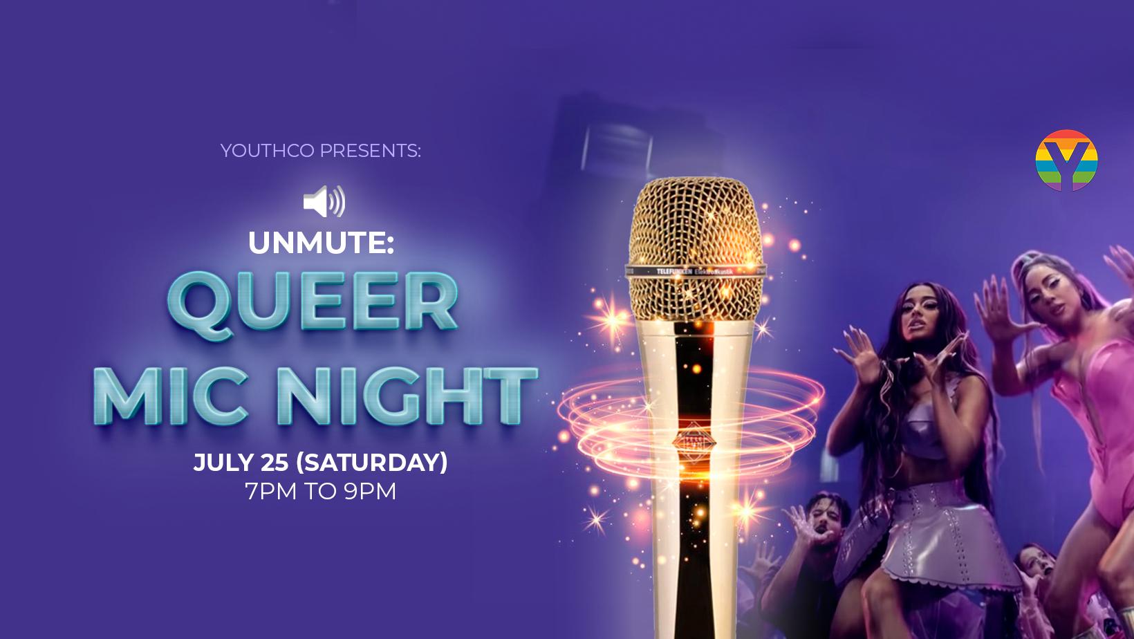 queer mic night facebook