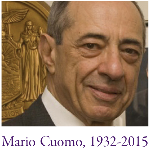 Remembering Governor Cuomo