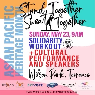 Stand Together, Sweat Together