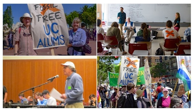 Fossil Free UC Alums