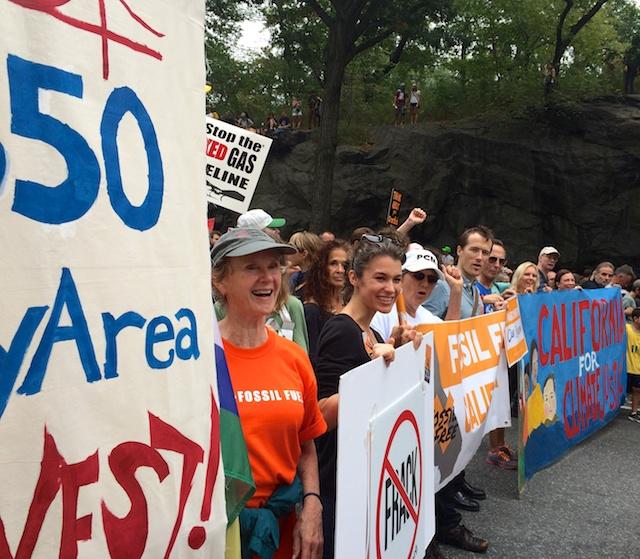 NY marchers 1