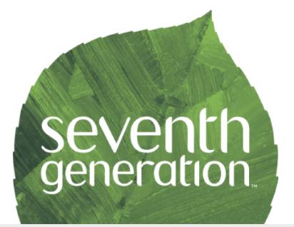 Seventh Generation leaf logo