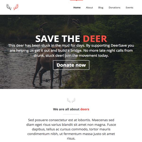 DeerSave
