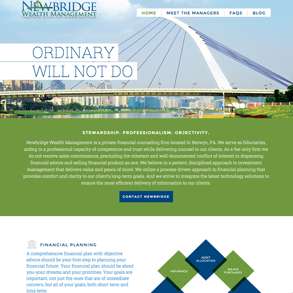 Newbridge Wealth Management