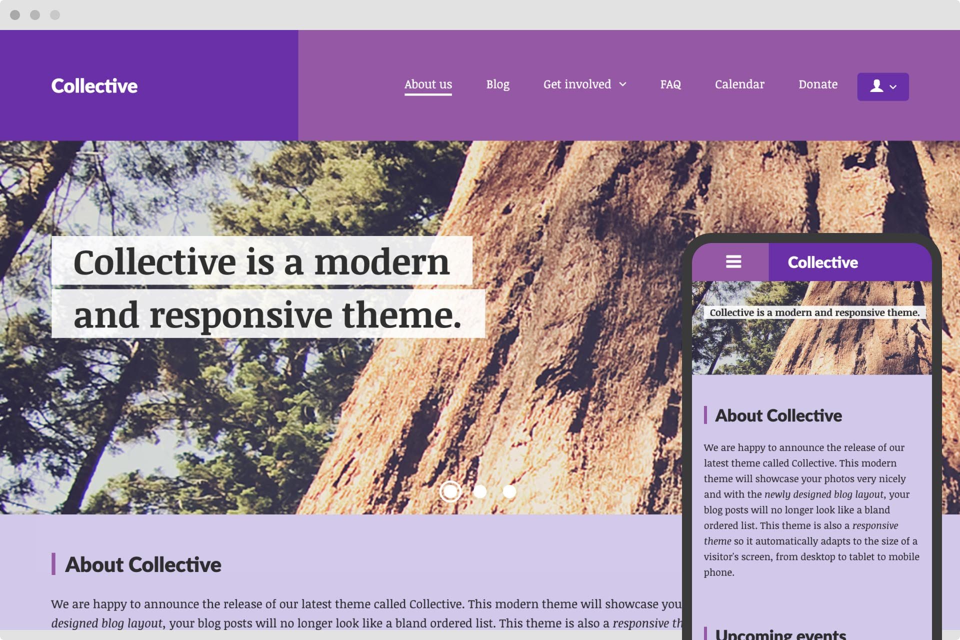Collective theme