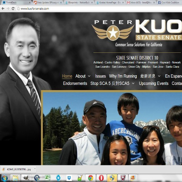 Kuo for Senate