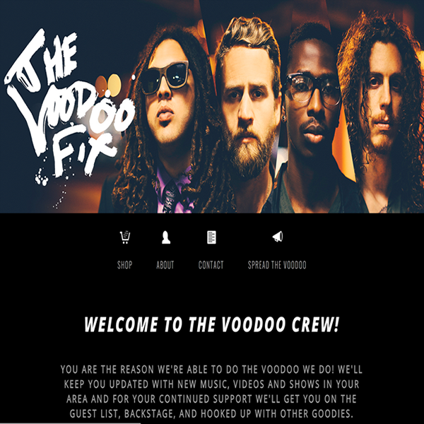The Voodoo Fix - Outreach Nation