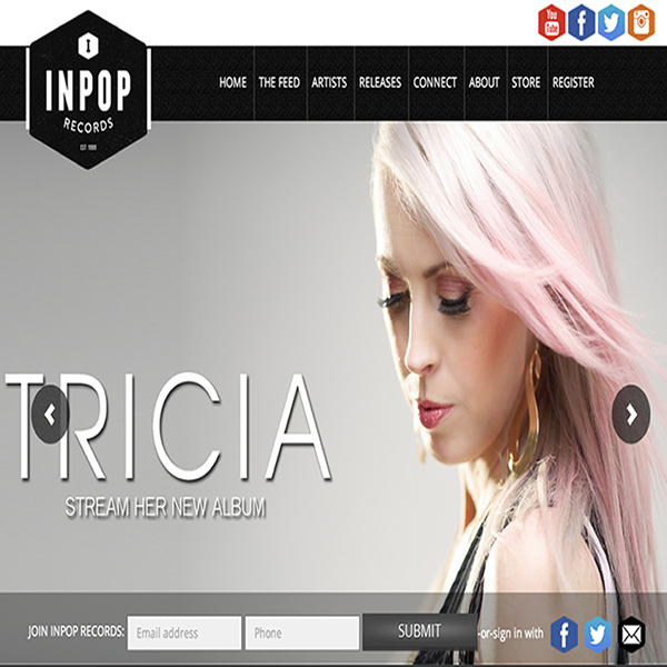 Inpop Records - Outreach Nation