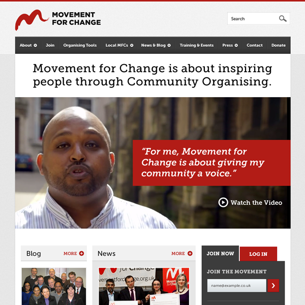 Movement for Change - Tectonica