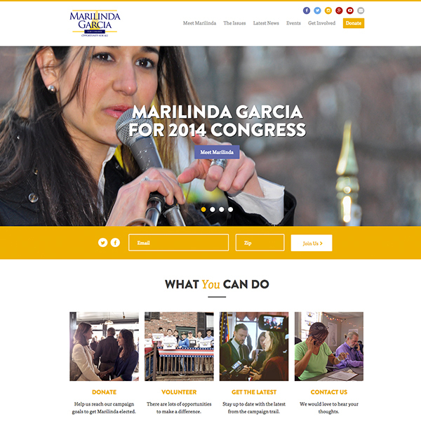 Marilinda Garcia for Congress