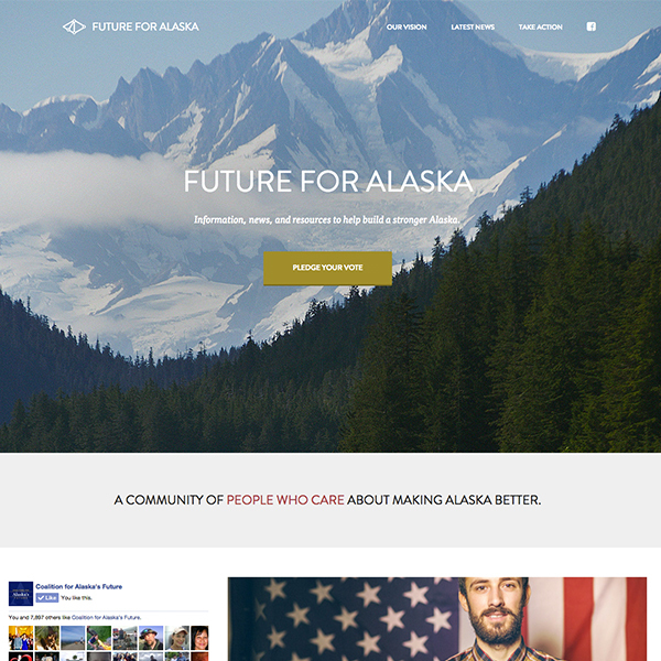 Future for Alaska